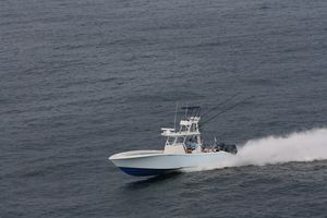 Used Yellowfin Sports Fishing Boat For Sale