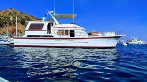 Used Spindrift Aft Cockpit Double Cabin Motoryacht Motor Yacht For Sale