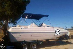 Used Harris Kayot 25 Legend deckboat Deck Boat For Sale