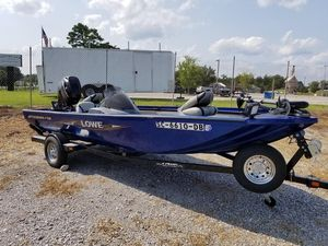 Used Lowe Stinger 175 Sports Fishing Boat For Sale