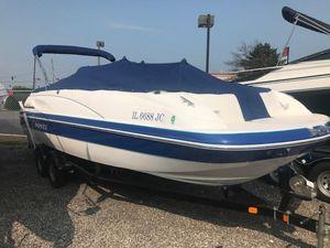 Used Donzi Z 234Z 234 Deck Boat For Sale