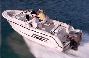 Used Hydra-Sports 202 DC High Performance Boat For Sale