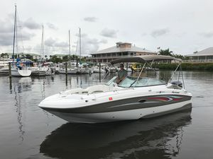 Used Hurricane 2200 Bowrider Boat For Sale