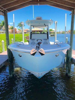 Used Everglades 295 Center Console Center Console Fishing Boat For Sale