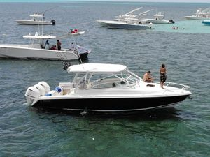 Used Jupiter 34 LX Express Cuddy Express Cruiser Boat For Sale