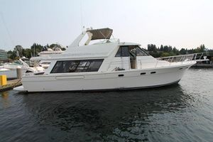 Used Bayliner 4788 Pilothouse Motoryacht Motor Yacht For Sale