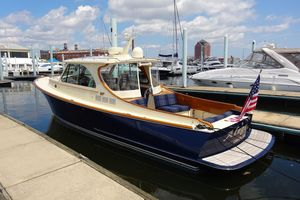 Used Hinckley Talaria 34 High Performance Boat For Sale