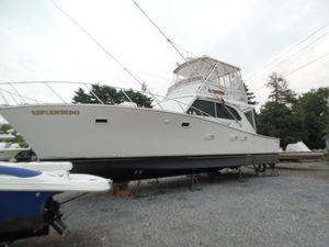 Used Post 42 Sportfisherman Flybridge Boat For Sale