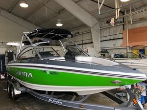 Used Supra 24 Launch24 Launch Ski and Wakeboard Boat For Sale
