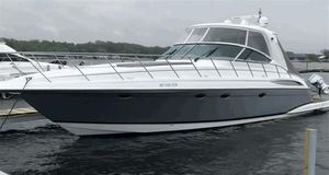 Used Formula 48 Yacht Express Cruiser Boat For Sale