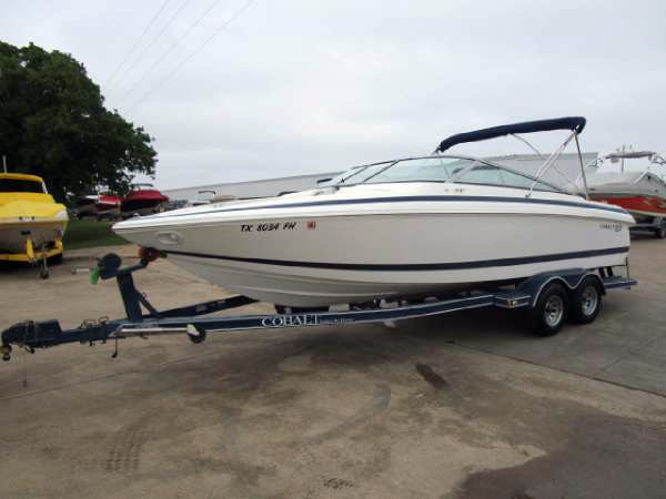 Used Cobalt Boats 246 Bowrider Boat For Sale