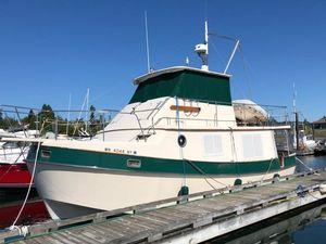 Used Kadey-Krogen Manatee 36 Trawler Boat For Sale