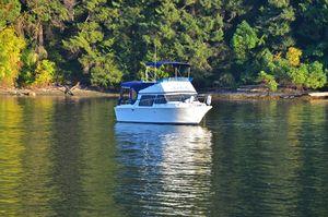 Used Tollycraft Sedan Bridge Cruiser Boat For Sale