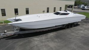 Used Mti 44 Race High Performance Boat For Sale