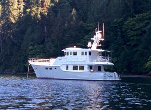 Used Nordhavn 63 Motor Yacht For Sale