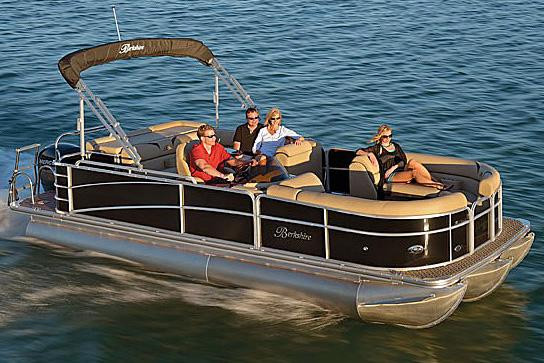 New Berkshire 230CL STS 11351 Pontoon Boat For Sale