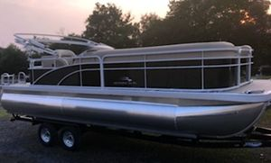 New Bennington 22 SL Pontoon Boat For Sale