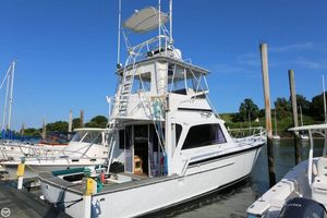 Used Striker 44 Sports Fishing Boat For Sale