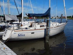 Used Cal 33 Cruiser Sailboat For Sale