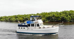 Used Grand Banks 42 Motoryacht Trawler Boat For Sale