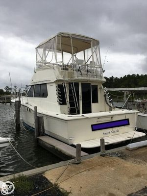 Used Hatteras 36 Sedan Cruiser Sports Fishing Boat For Sale