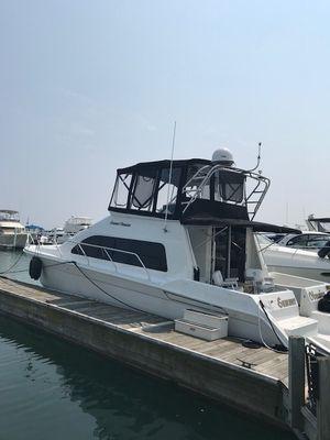 Used Mainship Sedan Bridge Convertible Fishing Boat For Sale