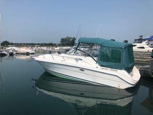 Used Rinker 280 Fiesta Vee Motor Yacht For Sale