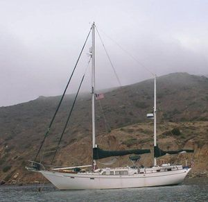 Used Island Trader 45 Cruiser Sailboat For Sale