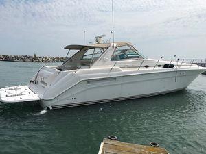 Used Sea Ray 50' Sundancer Express Cruiser Boat For Sale