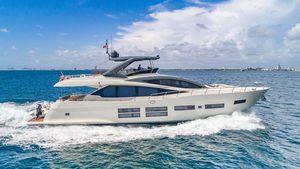 Used Astondoa 80 GLX Motor Yacht For Sale