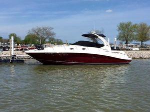 Used Sea Ray 340 Sundancer Sports Cruiser Boat For Sale