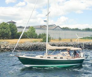 Used Allied Seawind Cruiser Sailboat For Sale