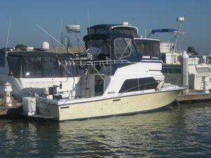 Used Phoenix Sport Fisher Flybridge Boat For Sale