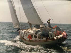 Used Bristol 40 Cruiser Sailboat For Sale