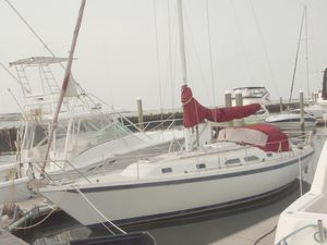 Used Ericson 34 Sloop Sailboat For Sale