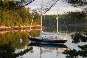 Used Frers F&C 44 Ketch Sailboat For Sale