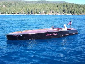 Used Classic Craft 20' Gentleman's Racer Other Boat For Sale