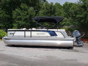 New Aqua Patio 255 UL Pontoon Boat For Sale