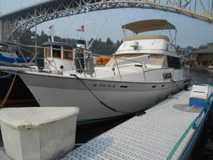 Used Bayliner 3870 Motoryacht Motor Yacht For Sale