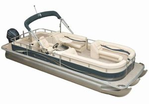 Used Bennington 2550rcw Pontoon Boat For Sale