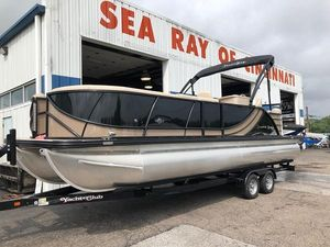 New South Bay 525E525E Pontoon Boat For Sale