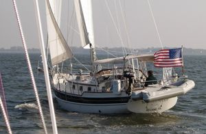 Used Gozzard 37 B Cutter Sailboat For Sale