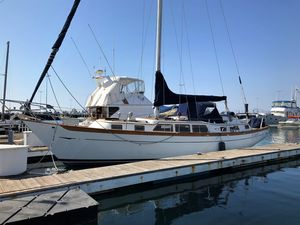 Used Perry 47 CC Cruiser Sailboat For Sale