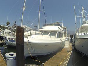 Used Ponderosa Sundeck Aft Cabin Boat For Sale