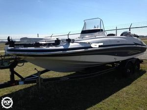 Used Tahoe 215CC Center Console Fishing Boat For Sale