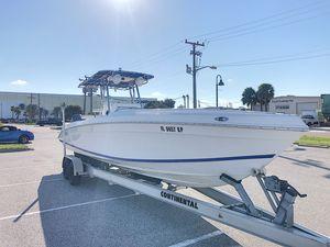 Used Dakota Center Console Fishing Boat For Sale