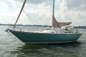 Used C&c 38 Sloop Sailboat For Sale