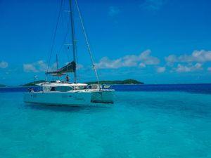 Used Lagoon 450 Catamaran Sailboat For Sale