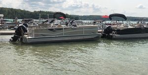 Used Premier 260 Grand Entertainer260 Grand Entertainer Pontoon Boat For Sale