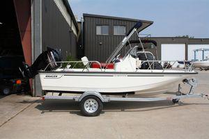 New Boston Whaler 150 Montauk Center Console Fishing Boat For Sale
